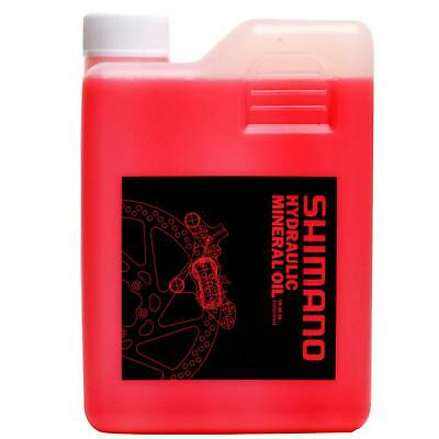 Shimano Disc Brake Mineral Oil 1 Litre for Hydraulic Bicycle MTB Brake- SMDBOILO