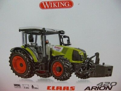 1/32 Wiking Claas Arion 420 0778 11