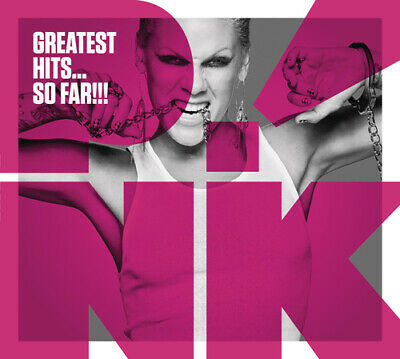 Pink : Greatest Hits... So Far!!! CD (2013) Incredible Value and Free Shipping!