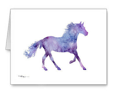 HORSE Note Cards With Envelopes