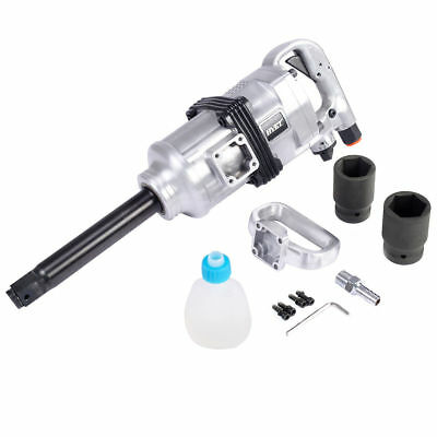 "Industrial Heavy Duty Mechanics Air Powered Impact Wrench 1"" Truck Tire Gun"