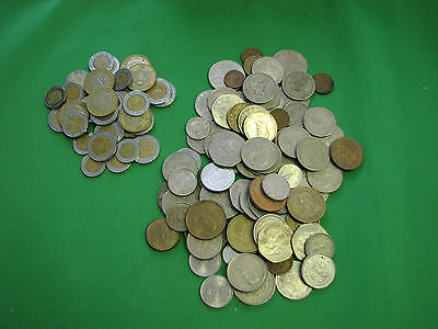 Mexico lot of 140 coins very nice coins circulated