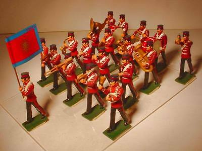 Salvation Army Band Regent Hall Red Tunic/19Pc/54Mm/c.1970/ Uk/charles Hall/no B