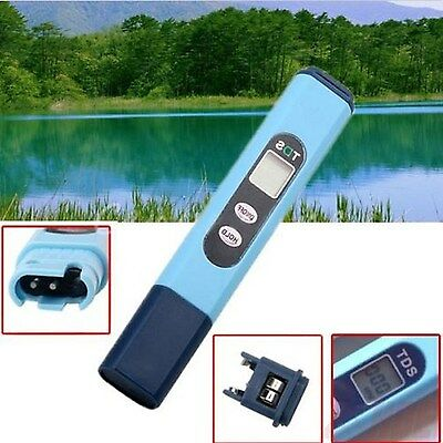 Digital TDS Total Dissolved Solids Measuring Tool Water Quality Monitor Test Pen