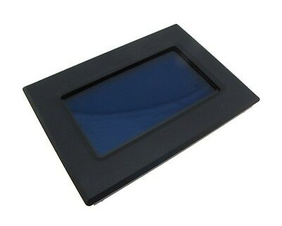 12864 128x64 Graphic LCD Display Module Blue Backlight w/ Panel Cover