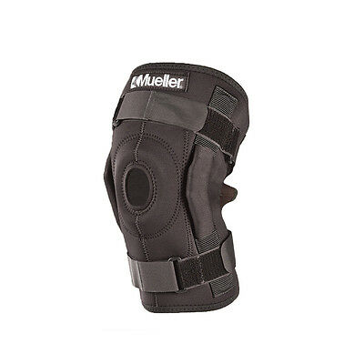 Mueller 3333REG Hinged Wraparound Knee Brace - Size Regular