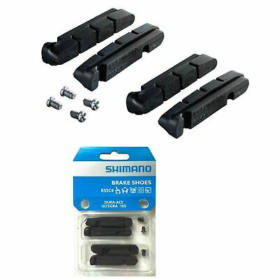 Shimano Brake Pads Shoes Blocks- R55C4  for Dura-Ace /Ultegra / 105 - 2 Pairs