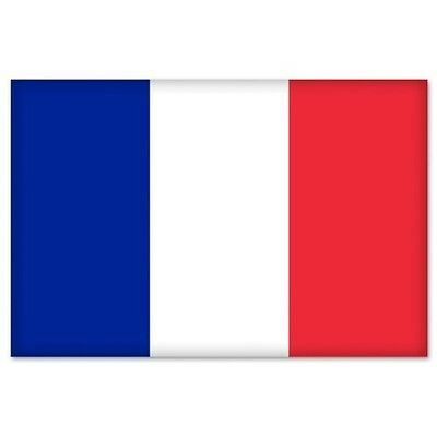 NEW France 3' x 5' Frence Country FLAG 3 FT X 5 FT Flags 150x90 cm