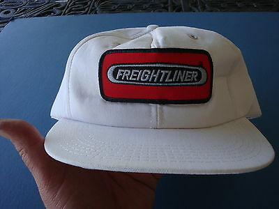 b8dc3300b VINTAGE FREIGHTLINER SEMI Snapback Embroidered Patch Trucker Baseball Cap  Hat