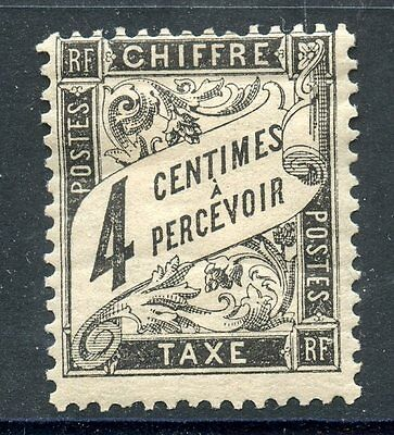 Stamp Timbre France Neuf Taxe N° 13 * Cote 120 €
