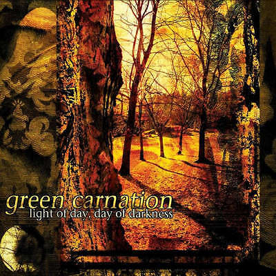 GREEN CARNATION - Light Of Day, Day Of Darkness (Re-release) - Vinyl 2-LP black