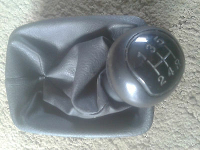 Peugeot 206 / 206cc Original Manual 5 Speed Gear Stick & Gaiter 1998-2007