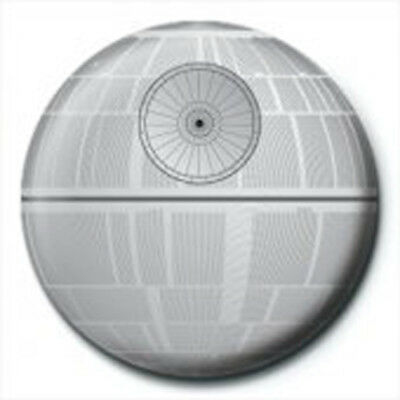 Star Wars - Death Star - Ansteck Button Ø2,5 cm
