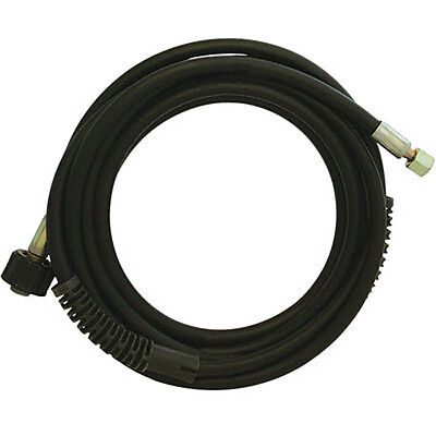 8 METRE KINK RESISTANT JET POWER WASHER HIGH PRESSURE HOSE - 160Bar - 8m - NEW