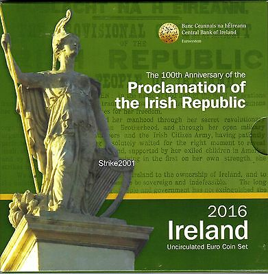 NEW !!! Euro IRLANDA 2016 in Folder Ufficiale NEW !!!