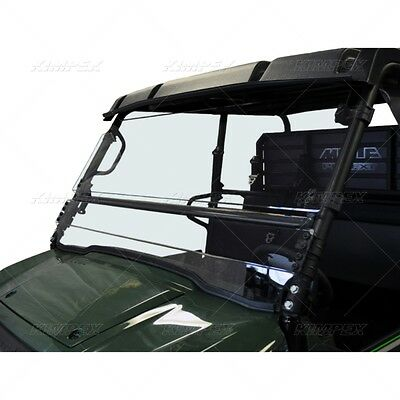 New Kawasaki Mule 820 Fxt Pro Lexan Full Tilt Windshield 2015 2016