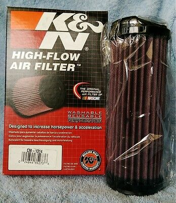 K&N Air Filter CM-1314 2014-2019 Can Am Spyder RT & F3 ALL 1330 Rotax ACE