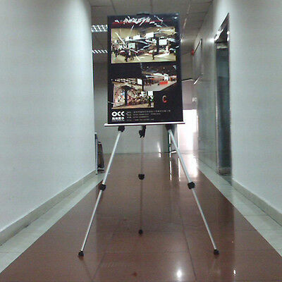 Portable Folding Easel for Presentation Advertising Trade Show Display