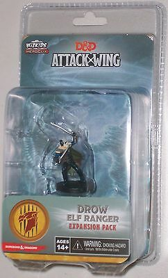 DROW ELF RANGER Dungeons and D&D: ATTACK WING Tyranny of Dragons