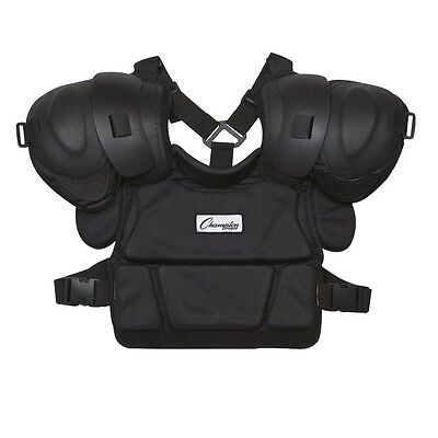 Champion Sports Low Rebound Foam Professional Umpire Chest Protector P180 NEW