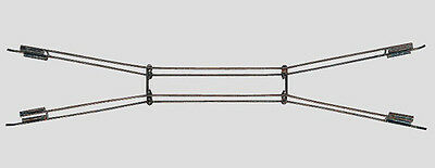 Märklin H0 70131 Contact wire for Crossings, Length 140,2 mm new + OVP