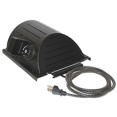 NEW AKOMA OUTDOOR HOUND HEATER PET CAT DOG HOUSE FURNACE w/ CHEW PROOF CORD