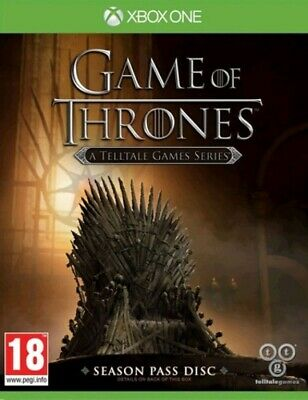 Game of Thrones: A Telltale Games Series (Xbox One) VideoGames