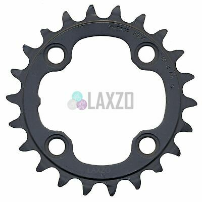Shimano 22T 9-Speed Chainring Black for Deore XT FC-M770, Saint FC-M815 MTB Road