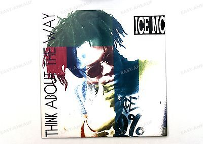 ICE MC - Think About The Way Italy Maxi 1994 //1