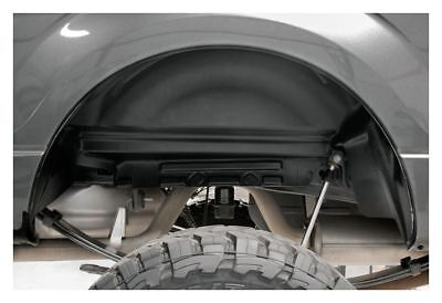 Rough Country Rear Wheel Well Liners, 15-18 F-150; 4515