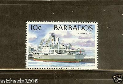 BARBADOS - 1994 - 10c Geestport - MNH Stamp