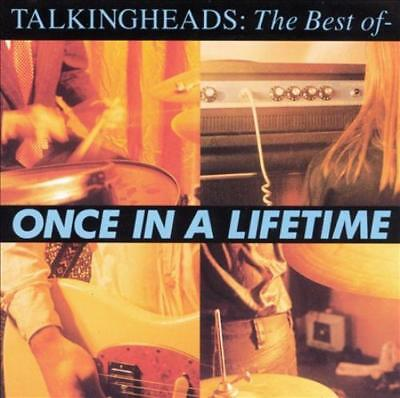 Talking Heads - Best Of Talking Heads: Once In A Lifetime New Cd