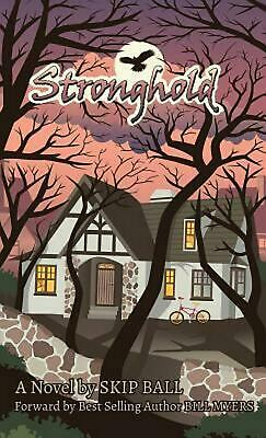 Stronghold by Skip Ball (English) Hardcover Book Free Shipping!