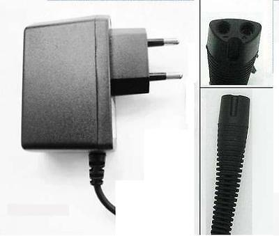 EU Plug Charger Power Lead For Braun Epilator Silk Epil 5 & 7 Shaver Razor