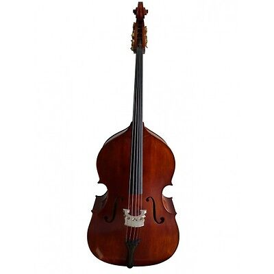 Double Bass 4/4 size full-carved 5-strings new