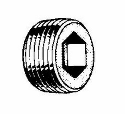 """1/8"""" By-Pass Plug To Fit J, H, K, S1 Pumps-Replaces 24800 (Rs-919)"""
