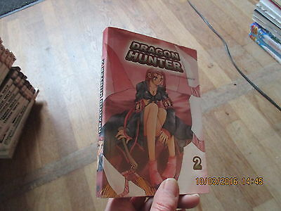 MANGA BD DRAGON  HUNTER  # tome 2 SEO HONG SEOCK  tokebi
