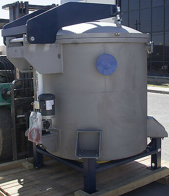 NEW GT Advanced Technologies ASF Sapphire Crystal Growth Furnace/Vacuum Chamber