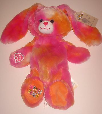 Myrtle Beach Bunny Build A Bear
