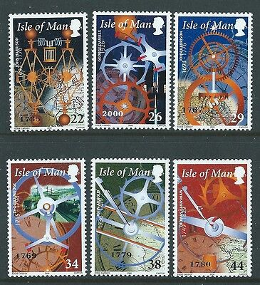 Isle Of Man 2000 The Story Of Time Unmounted Mint, Mnh