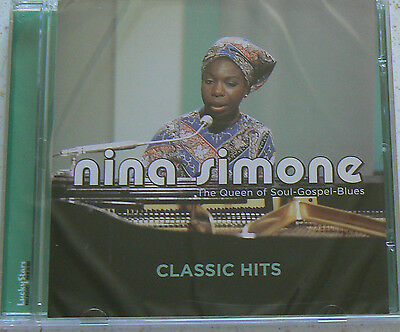 CLASSIC HITS BEST OF - SIMONE NINA The Queen of Soul-Gospel-Blues CD NEUF SCELLE
