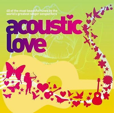 Various Artists - Acoustic Love Volume 2 - 2006 - 2 CD's Album - 40 Great Tracks