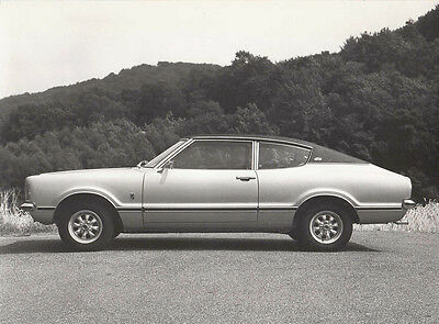 Ford Taunus For 1974 Model Period Photograph.
