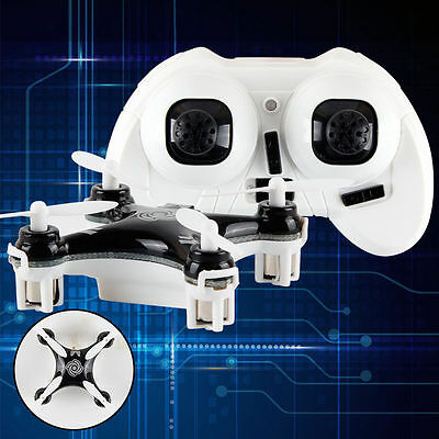 New Cheerson CX-10A Mini 2.4G 4CH 6 Axis LED RC Quadcopter Helicopter Drone RTF