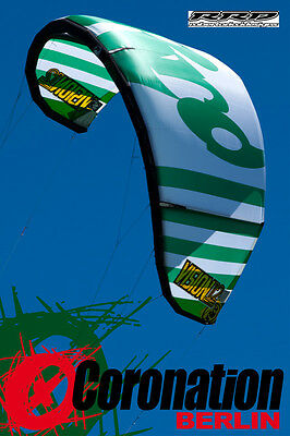 RRD Vision MKII Allround Crossover Kite only 12m²