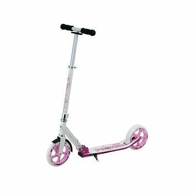 hudora big wheel 205 rosa pink weiss scooter roller extra gro e r der 14738 eur 74 99. Black Bedroom Furniture Sets. Home Design Ideas