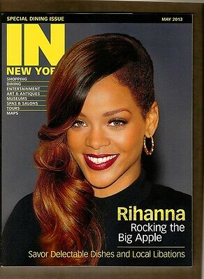 In New York May 2013 - Rihanna - Rocking The Big Apple