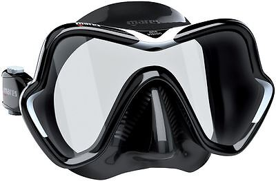 Mares - One Vision Scuba Dive Diving Snorkelling Mask - Black/White - NEW 2015