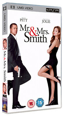 Mr And Mrs Smith [UMD Mini for PSP] DVD