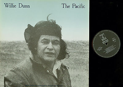 Lp-Willie Dunn The Pacific++Booklet